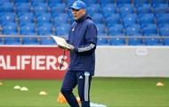 Главный тренер сборной Казахстана перед игрой с Украиной заболел коронавирусом