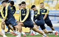 Семь футболистов покинули расположение сборной Украины