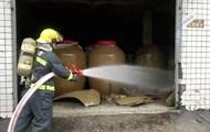 При землетрясении в Китае произошла утечка 150 тонн алкоголя