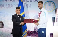 Зеленський присвоїв звання Героя України паралімпійцю Кріпаку