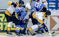 Рулав Одд разгромил Днепр в своем дебютном матче в УХЛ