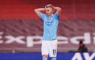 Зинченко пропустит ближайший матч Манчестер Сити