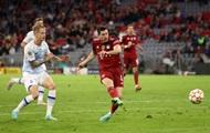 Бавария - Динамо Киев 5:0 Видео голов и обзор матча Лиги чемпионов