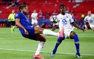 Игрок Порту - самый быстрый в Лиге чемпионов 2020/21