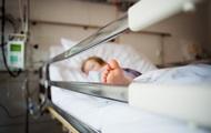 В Україні зросла госпіталізація дітей з COVID