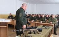Нацгвардія відмовиться від радянських автоматів Калашникова