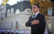 Зеленський привітав захисників і захисниць України