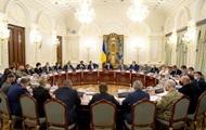 Президент скликає засідання РНБО