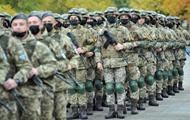 У Луганській області вперше за 30 років відбувся військовий парад