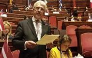Умер сопредседатель Межпарламентского совета Украина-НАТО Калниньш