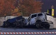Під Мукачевим чотири людини загинули в ДТП з евакуатором