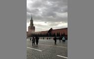В Москве ураган снес с Кремля строительные леса