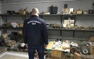 СБУ прекратила вывоз в РФ запчастей к истребителям