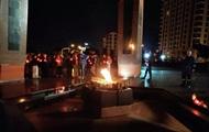 В Молдове возобновили подачу газа к Вечному огню