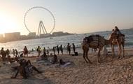 Принц ОАЭ показал видео огромного колеса обозрения