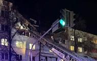 В России взрыв газа разрушил два этажа жилого дома