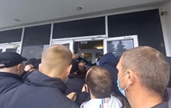 В Броварах ветераны АТО блокируют горсовет
