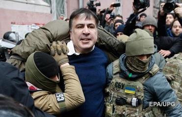 Суд рассматривает апелляцию на меру пресечения для Саакашвили