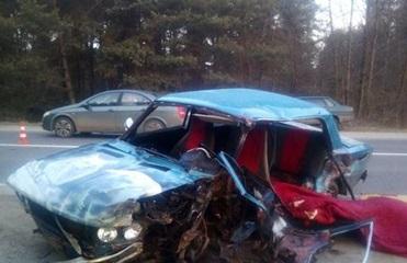 Во Львовской области попала в ДТП машина с военными, есть жертвы