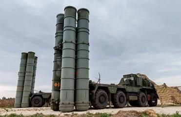 Ответ Украине. Россия развернула в Крыму С-400