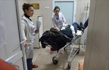 Япония поставила оборудование в больницы Украины