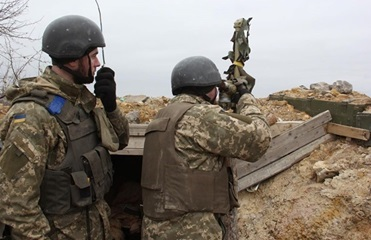 Штаб: сепаратисты применили артиллерию