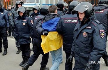 В Крыму задержали украинского