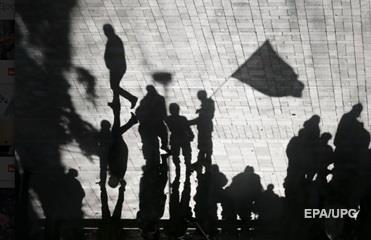В Украине стало меньше желающих протестовать – опрос