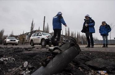 ОБСЕ обнаружила пять танков сепаратистов