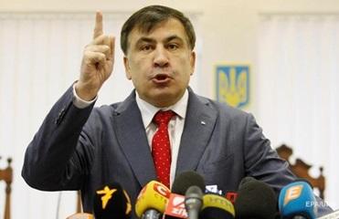 Саакашвили подал иск из-за своей депортации