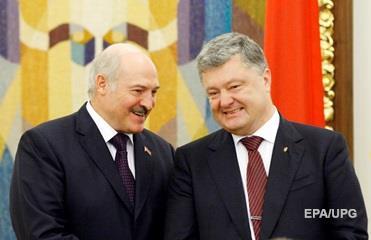 Порошенко и Лукашенко обсудили подготовку Первого форума регионов