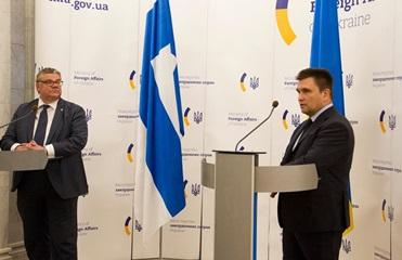 Финляндия выделит Украине помощь в 15 млн евро