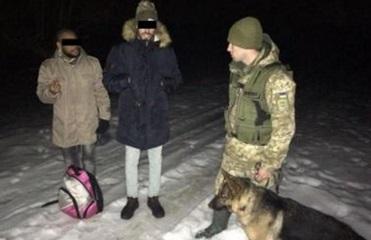 На границе с Польшей задержали двух марокканцев