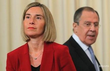 Могерини: РФ – больше не стратегический партнер ЕС