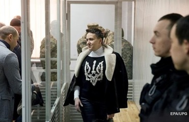 Допрос Савченко на полиграфе прервали - сестра