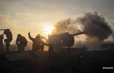 В зоне АТО погиб военный, пять ранены