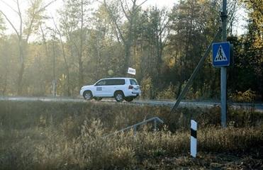 ОБСЕ: В ЛНР люди не могут общаться с наблюдателями