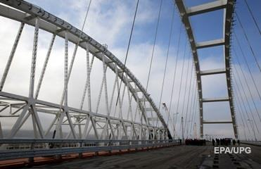 Польша прокомментировала открытие Крымского моста