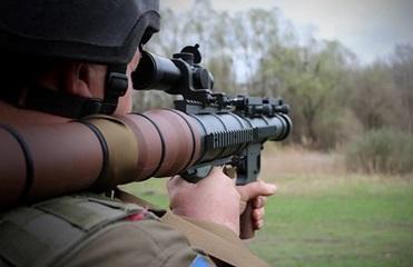 Нацгвардия взяла на вооружение американские гранатометы