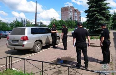 Полиция усилила патрулирование Торецка