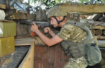 ВСУ отбили атаку по Мариуполем, ранены два бойца