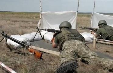 На учениях в Черниговской области покончил с собой резервист