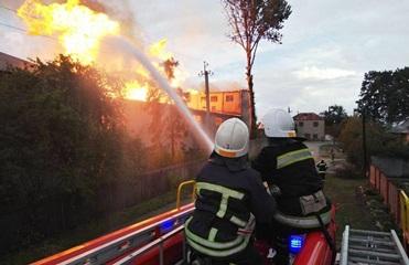 На складе в Тернопольской области взорвался биоэтанол