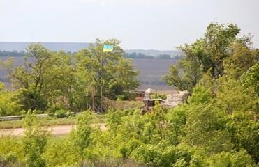 На Донбассе снизилось количество обстрелов