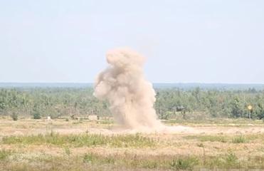 Взрыв миномета Молот: озвучена основная версия