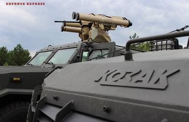 Под Черниговом испытали новый боевой модуль