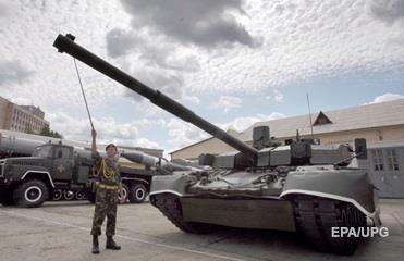 В 2017 Украина экспортировала оружие в шесть стран