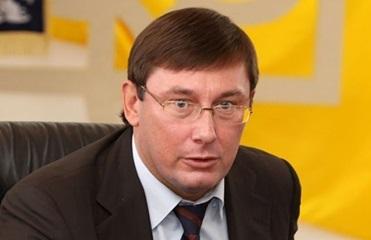 Взятки в строительстве выросли вчетверо – Луценко
