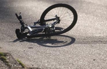 В Ивано-Франковской области авто главы полиции сбило велосипедиста