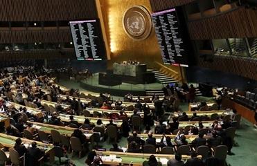 Названы страны, голосовавшие против рассмотрения украинского вопроса в ООН